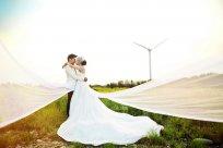 Kadr zdjęciowy z wesela